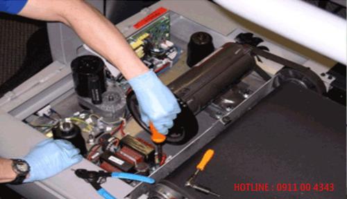 Sửa chữa board mạch máy chạy bộ điện