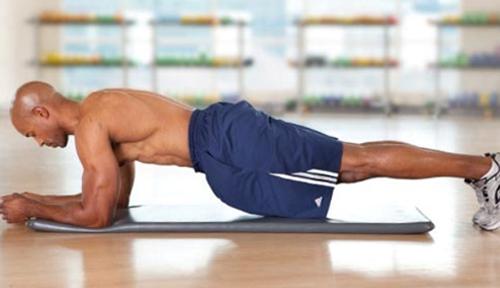 Bài tập cho cơ bụng 6 múi chỉ với 10 phút mỗi ngày