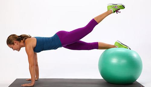 Bài tập thể dục giúp tăng vòng 3 hiệu quả sau 1 tháng