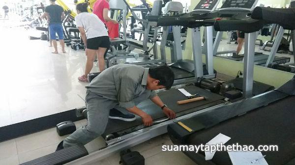 Sửa máy tập thể dục TPHCM