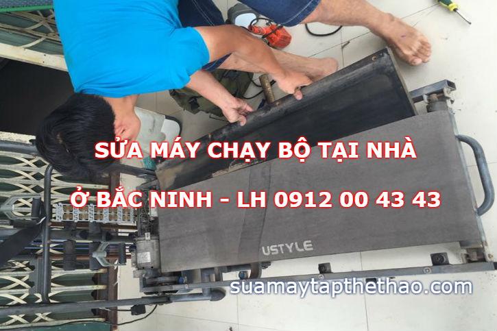 Sửa máy chạy bộ tại Bắc Ninh