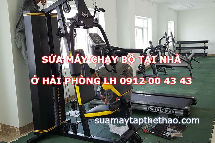 Sửa máy chạy bộ tại Hải Phòng
