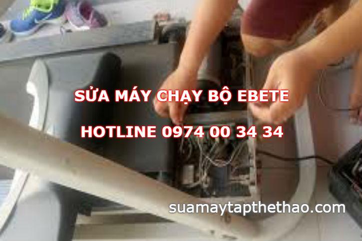 Sửa máy chạy bộ  Ebete