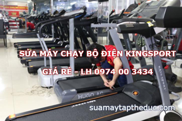 Sửa máy chạy bộ kingsport