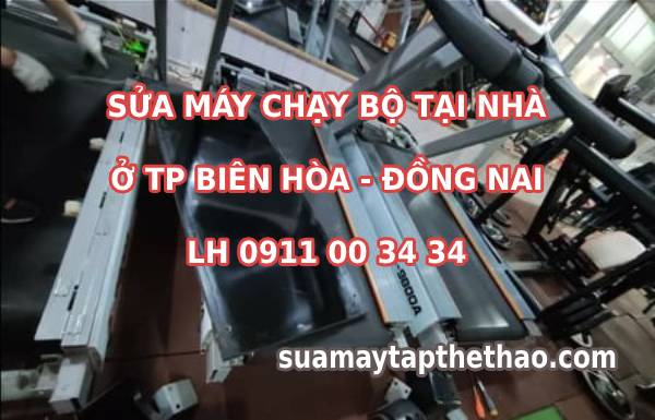 Sửa máy chạy bộ tại Biên Hòa - Đồng Nai