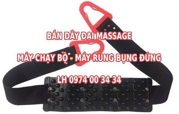 Dây đai massage máy chạy bộ Elip