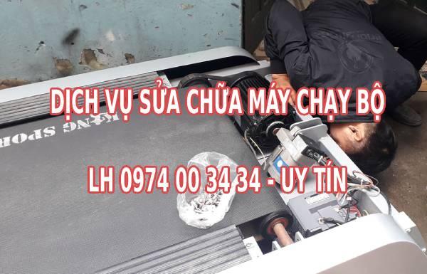Dịch vụ sửa chữa máy chạy bộ