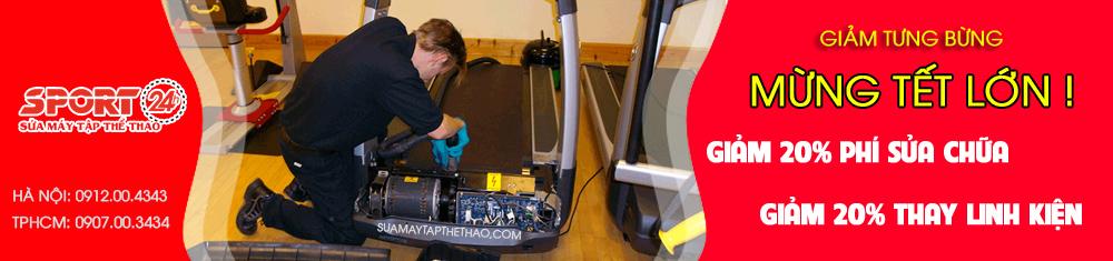 Giảm giá sửa máy chạy bộ
